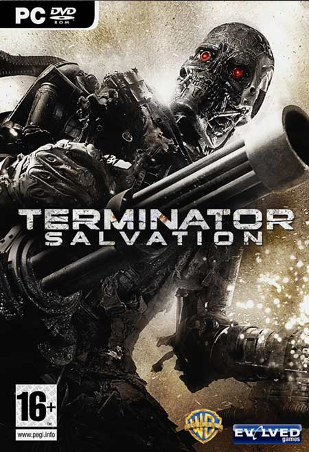 [MF]Terminator Salvation Full-PC