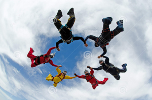 https://www.dreamstime.com/stock-photo-skydiving-formation-group-people-image62015024