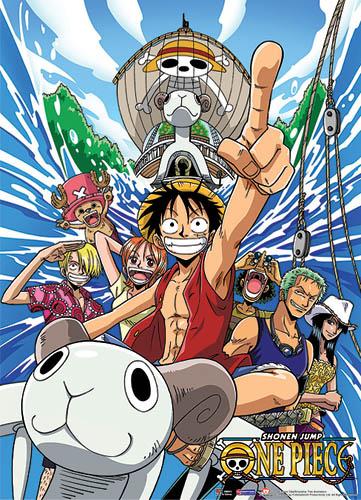One Piece:una serie que todos conocemos Ge5211