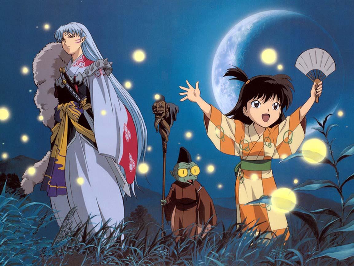 Real steel todo sobre anime - Sesshomaru inuyasha wallpaper ...
