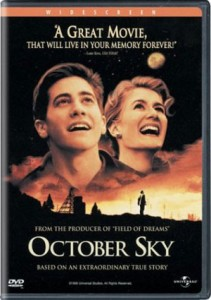Pelicula October Sky