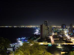 Luces de la ciudad, foto de WR276