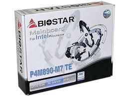 mainboard p4m890 caja
