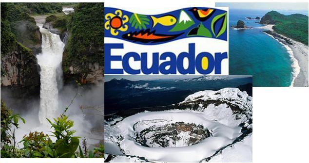 lugares turisticos de ecuador. lugares turísticos del