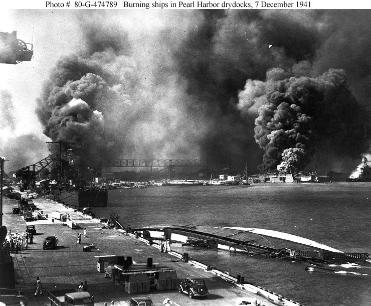 imagenes de el ataque a pearl harbour