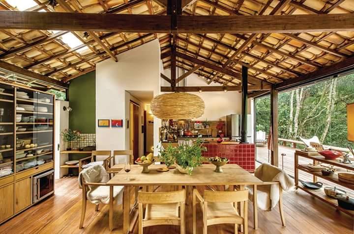 Dise os de sala cocina comedor dise o de interiores for Diseno de interiores sala de estar comedor