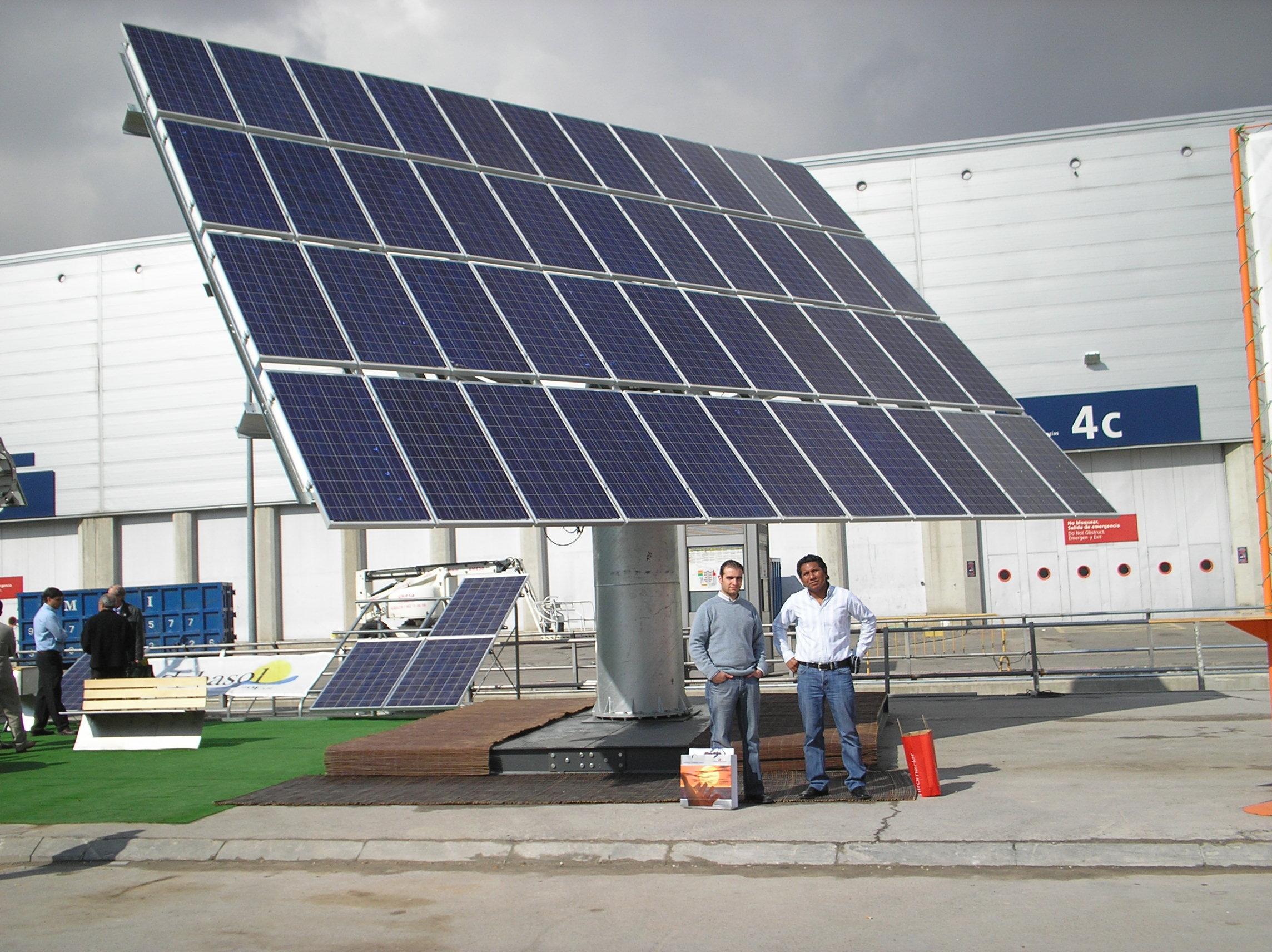 Curso De Dimensionamiento De Paneles Fotovolt 225 Icos Solares