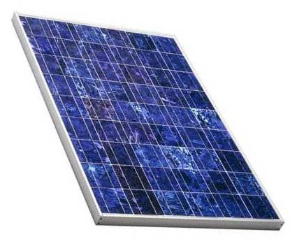 Energ a solar proyecto csect 2010 for Panel solar pequeno