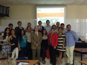 AEFIMCP junto a las autoridades de ESPOL