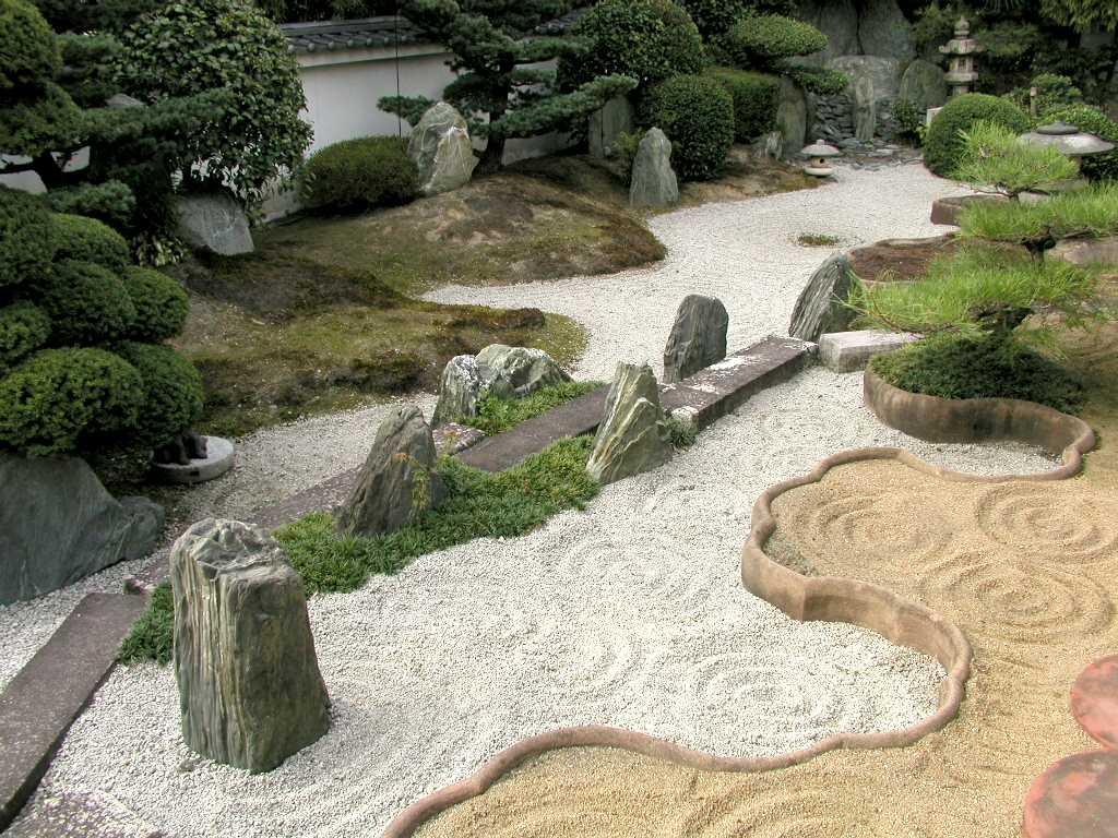 Las culturas de oriente blog archive los jardines - Fotos jardines japoneses ...