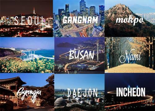 Lugares Tur Sticos Corea Del Sur