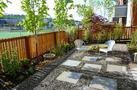 decorar un jardín