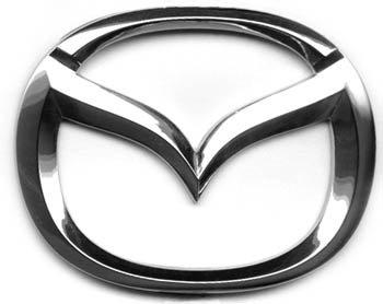 Mazda on Mazda Logo