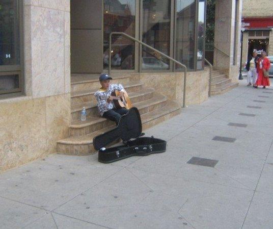 Justin Bieber Artista de la Calle