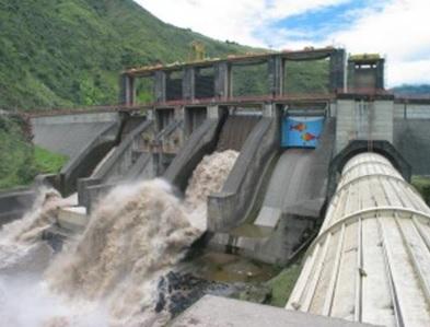 Centrales hidroel ctricas del ecuador fuentes de energ a for En zacatecas hay playa