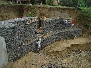 Caracter sticas de los gaviones josmvala - Muros de gavion ...