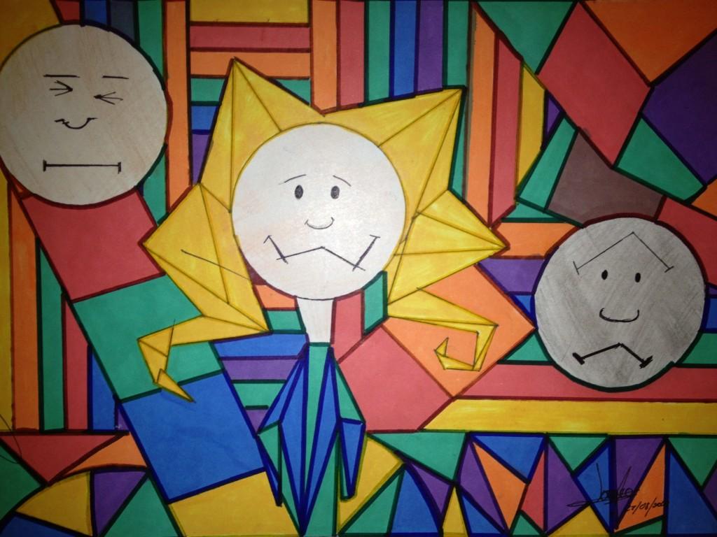 Jorge osorio el arte del dibujo p gina 2 for Imagenes de cuadros abstractos en blanco y negro