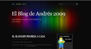 EL NUEVO BLOG de ANDRES =D