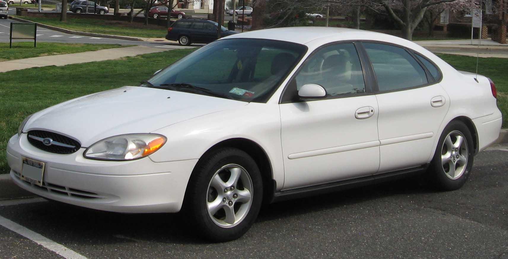 2001 Ford Taurus Ses >> Diseño de autos » Historia de los autos…