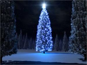 arbol-azul-de-navidad