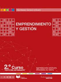 Libro de Emprendimiento y Gestion Segundo Bachillerato 2 BGU