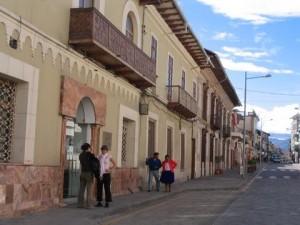calles centro historico