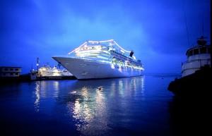 crucero-royal-princess-noche