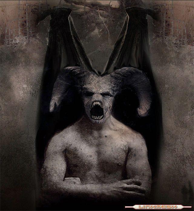 Demonios........ Satanas