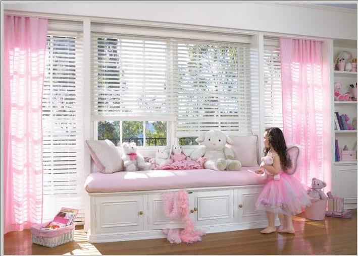 los colores preferidos por las niñas son el rosa mezclado con blanco