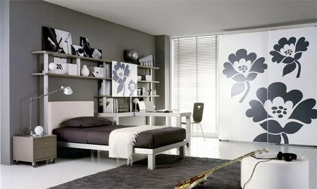 Cuartos para hombres dise o de interiores for Recamaras para jovenes minimalistas