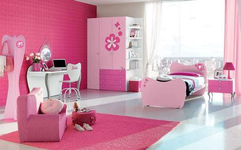 Cuartos para ni as dise o de interiores for Crear habitacion 3d online