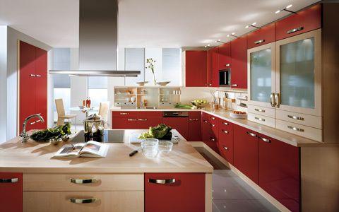 Cocinas modernas dise o de interiores - Mobiliario de cocina precios ...