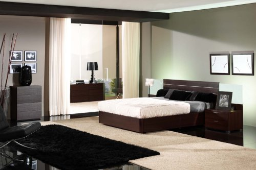 Cuartos matrimoniales dise o de interiores for Disenos para interiores de cuartos