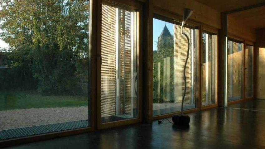 Casa Pasiva de Karawitz Architecture