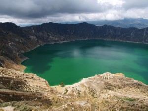 Laguna Volcanica Quilotoa