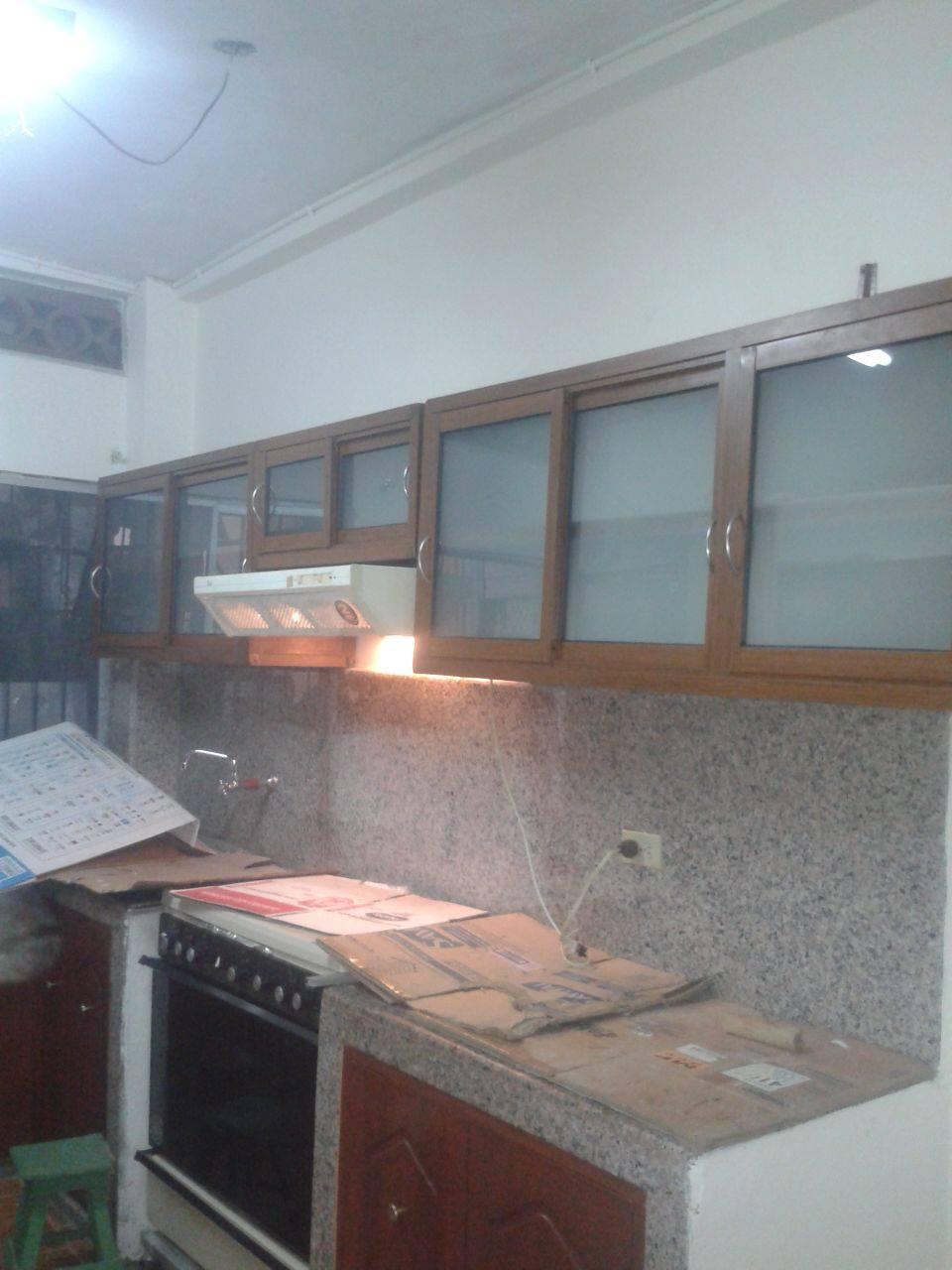 Anaqueles de cocina car al vi - Cocina aluminio ...