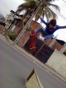 Old Skate