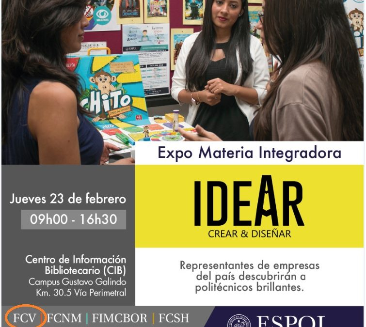 EXPO INTEGRADORA