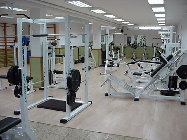 Cheto blog archive gym gimnasio for Gimnasio el gym