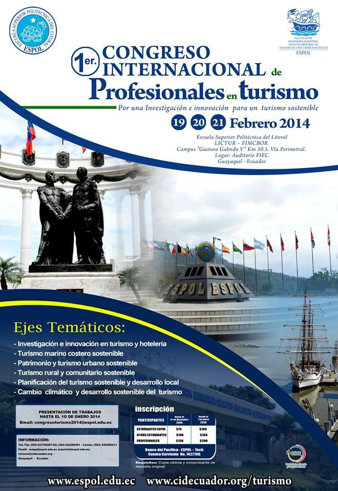 CongresoProfesionalesTurismo2014