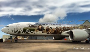 hobbit-plane-air-new-zealand
