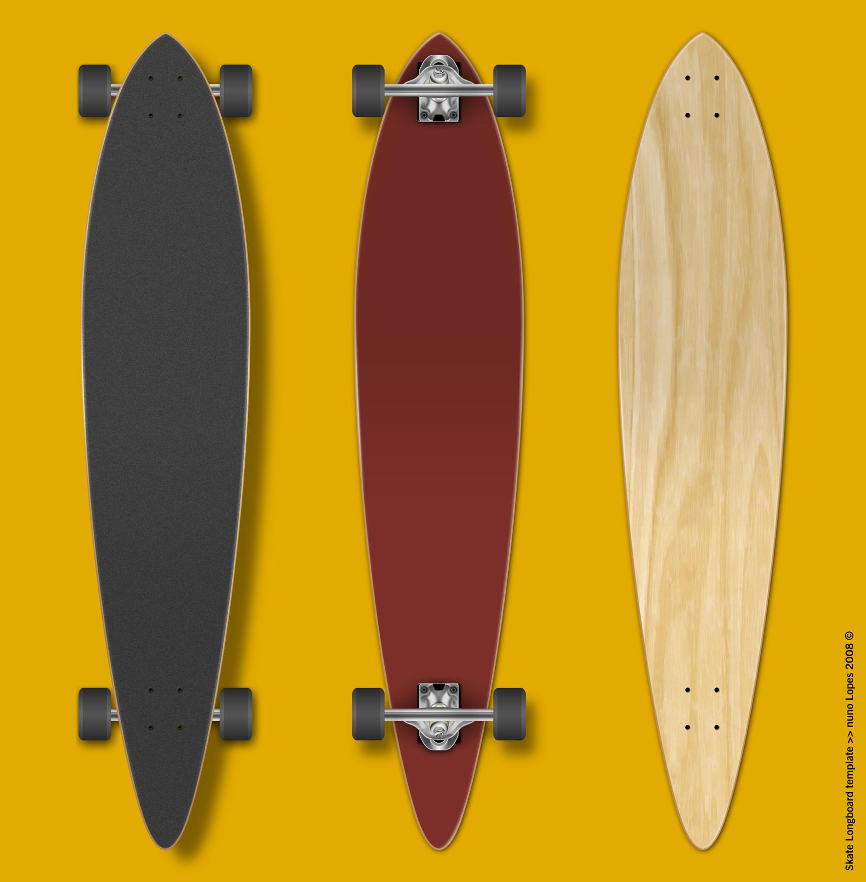 longboard truck template - longboard taringa
