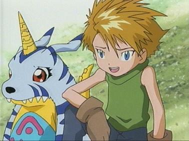 Alguna ves te as enamorado de un personaje de Anime xD Gabumonmatt