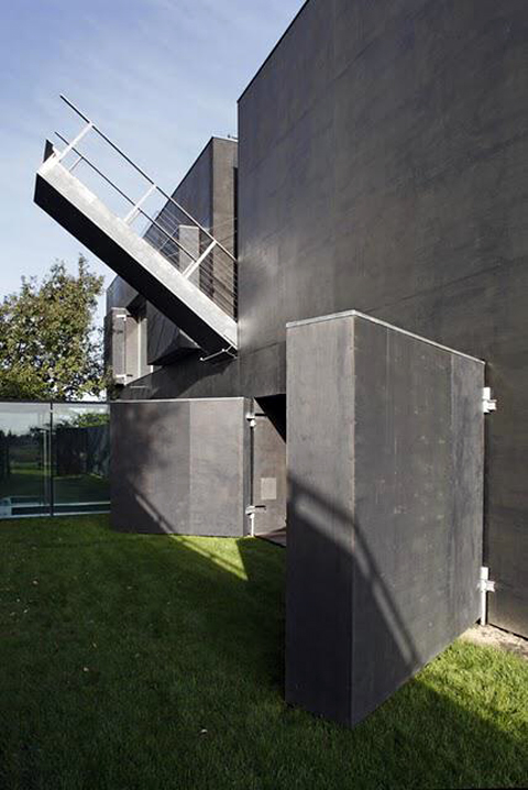 La casa mas segura del mundo arte arquitect nico en accion - La casa mas segura del mundo ...