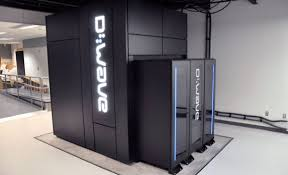 D-Wave 2x : prototipo comercial de computadora cuántica