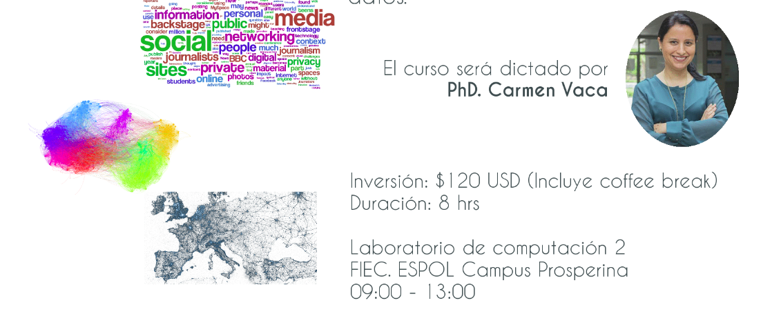 "Curso ""Web Data Analytics I"""
