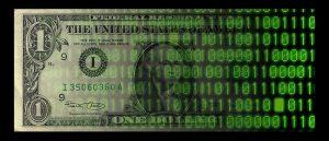 dinero digital compras transferencias finanzas bancos