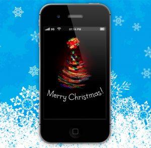 aplicaciones postales imagenes canciones navidad
