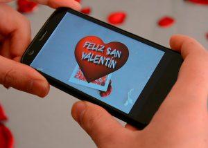 san valentin aplicaciones apps