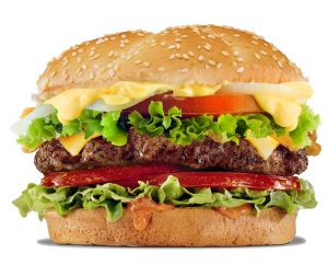 Aplicaciones para escoger la mejor hamburguesa. Apps